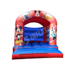 Chateau Gonflable De Mickey Mouse