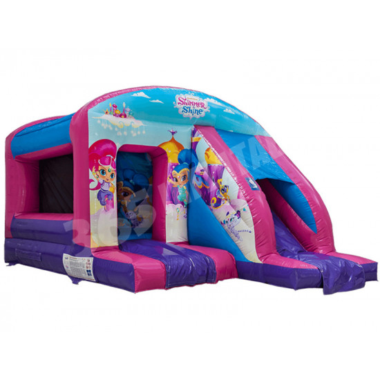 Box Jump Slide Shimmer Et Shine
