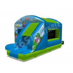 Dora Bouncy Slide Exploratrice