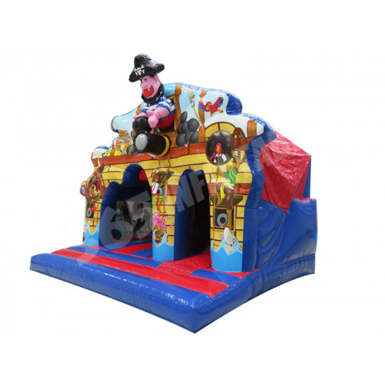 Diapositive Bouncy Kingdom Pirate