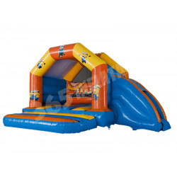 Despicable Me Teen Bouncy Castle Avec Slide