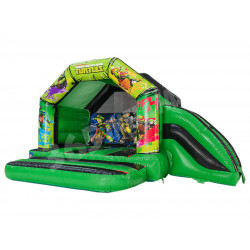 Bouncy Avec Slide Tmnt