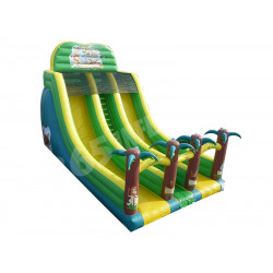 Toboggan Jungle Double