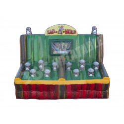 Gonflable Whack A Mole Arcade Game