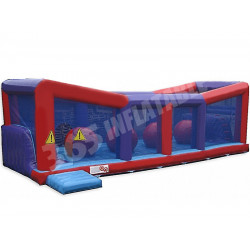 Wipeout Obstacle Gonflable