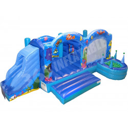 Tots Jungle Deluxe Playzone