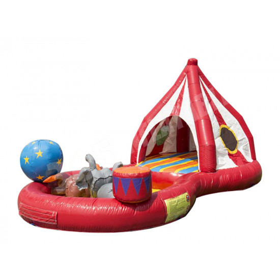 Cirque Playzone Toddler Bouncy Castle