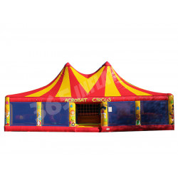 Couverture Gonflable Acrobat Circus