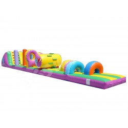 Obstacles Gonflables Amusement Aqua