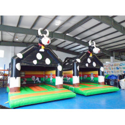 Bouncy Castle Standard Vache