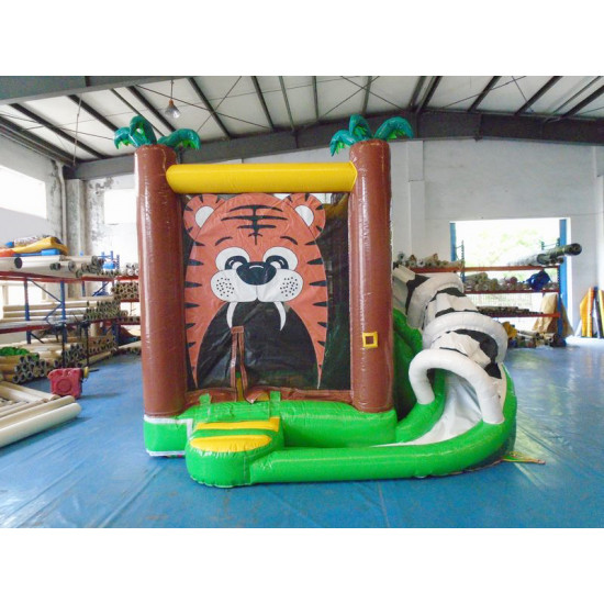 Chateau Gonflable Mini Jungle Multifun