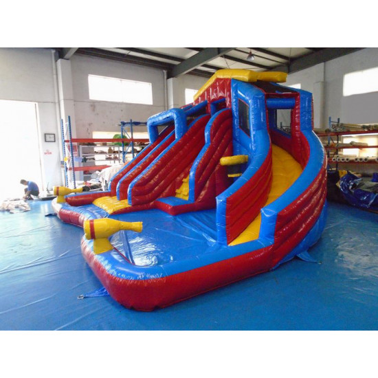 Chateau Gonflable Piscine